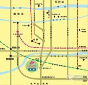 翡翠蓝湾交通图