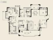 隆生皇冠花园5室2厅3卫0平方米户型图