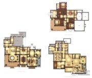 绿城朱家尖东沙度假村4室7厅7卫953平方米户型图