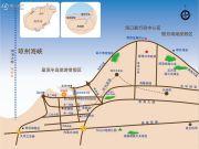 海南近海湾交通图