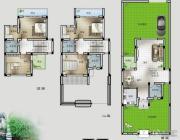 桂林留园4室2厅4卫0平方米户型图