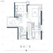 佳兆业天墅4室2厅3卫0平方米户型图