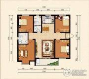 泰华城4室2厅2卫0平方米户型图