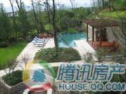 庆隆南山高尔夫外景图