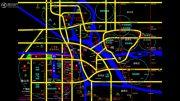 南海万科广场交通图