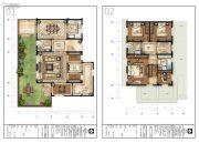 楠溪・云岚3室2厅3卫0平方米户型图