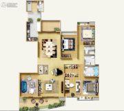 保利达・江湾南岸6室2厅4卫218平方米户型图