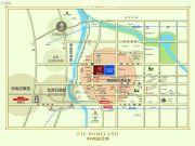 中兴和园二期交通图