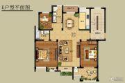 塘浦嘉苑3室2厅2卫0平方米户型图