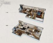 万科春风十里4室2厅2卫102平方米户型图
