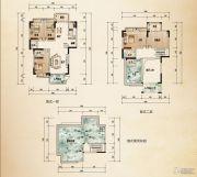 熙岸尚城二期0室0厅0卫241平方米户型图