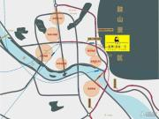 禹洲鼓山一号交通图