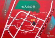 鑫隆御景交通图