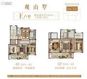 祥生・翰林府3室2厅2卫160平方米户型图