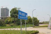 南京海峡城海峡云谷交通图