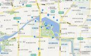 华润・中央公园交通图