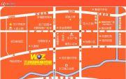 龙口五洲国际商贸城交通图