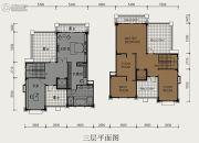 海逸豪庭・御峰・珑玺0平方米户型图