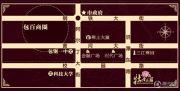 中贸府・牡丹园交通图