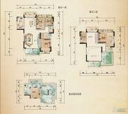 熙岸尚城二期0室0厅0卫254--156平方米户型图