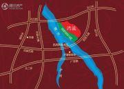 湾流・天悦交通图