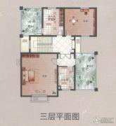 华德・天赐园 别墅370平方米户型图