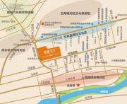 华宇景观天下交通图
