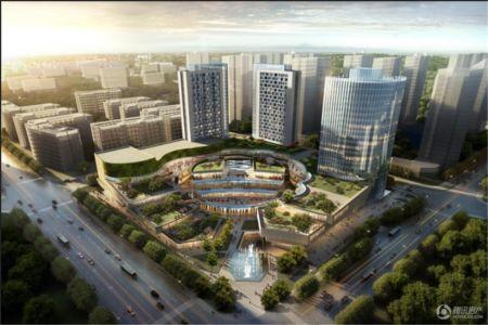 上海嘉定宝龙城市广场