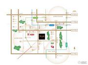 首开华润城交通图