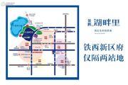 金辉湖畔里交通图