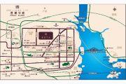 港航华庭交通图