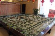 建投世纪城沙盘图