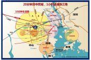 正德天水湖交通图