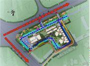 华富商业城规划图