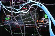 广州亚运城交通图