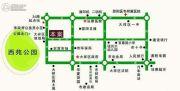 锦天・生态城交通图