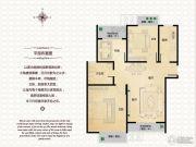 美林艺墅/美林・幸福里3室0厅0卫89平方米户型图