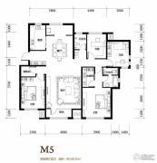 顶秀美泉小镇4室2厅2卫158平方米户型图
