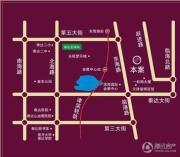 合生君景湾交通图
