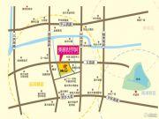 泰富世界城交通图