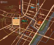 美宇白马湖水街交通图