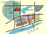 连山鼎府交通图