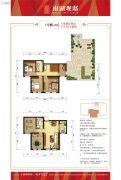 南湖观邸0室0厅0卫173平方米户型图