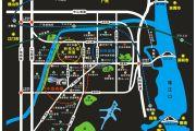 鸿福・翰城交通图