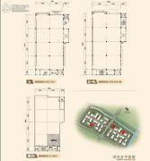 启迪协信・无锡科技城2649平方米户型图