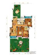 两江春城0室0厅0卫123平方米户型图