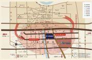 现代・森林国际城交通图