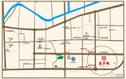 泰华城交通图