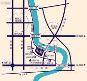 金港水岸交通图