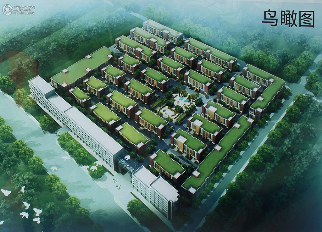 安阳·广州国际童装城鸟瞰图